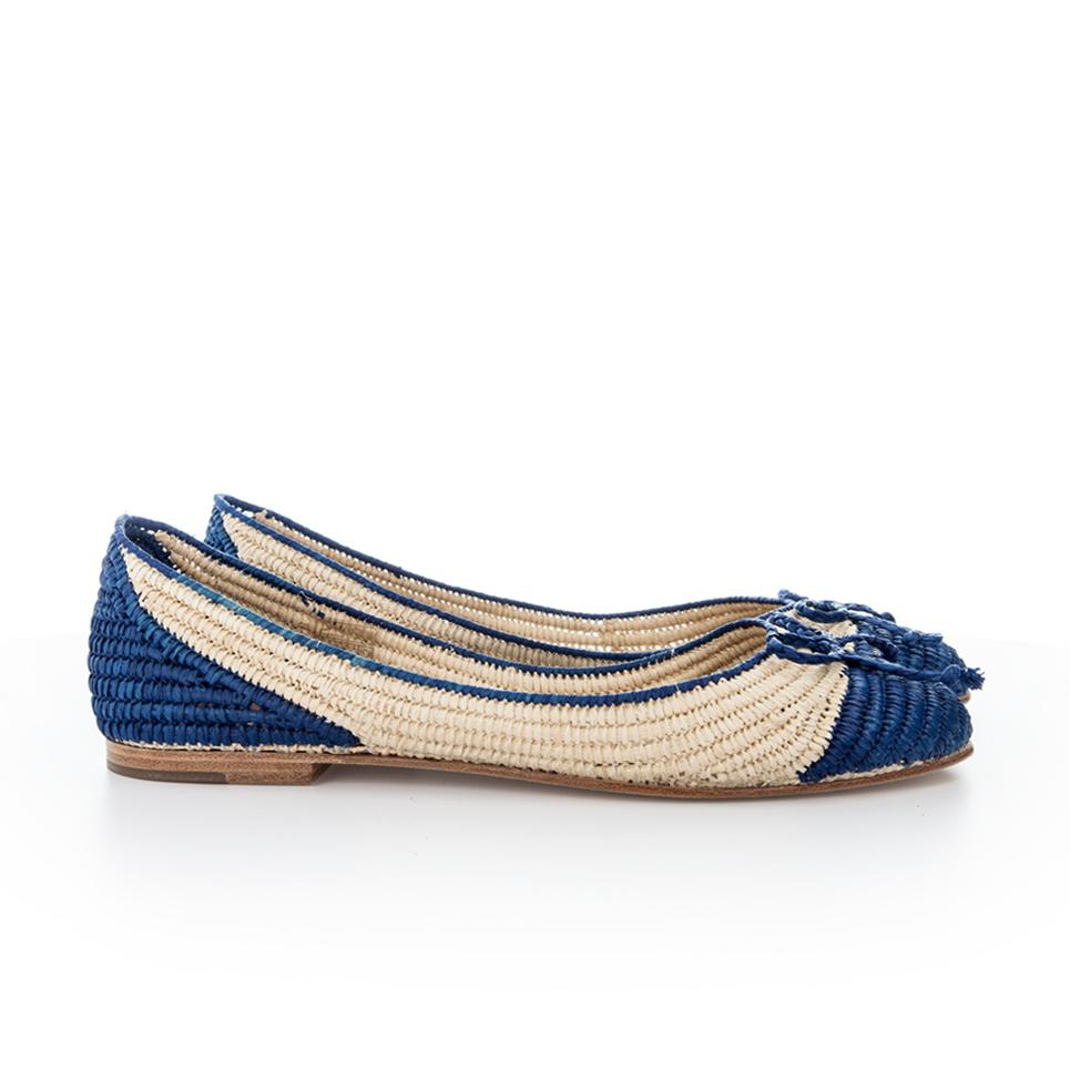 rafia zapatos