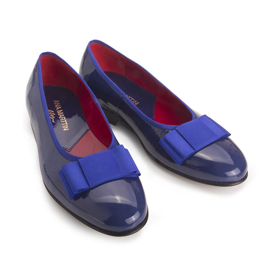 389fbb63a73 Men shoes Opera Pump Blue tuxedo or frac — AnaMarttin
